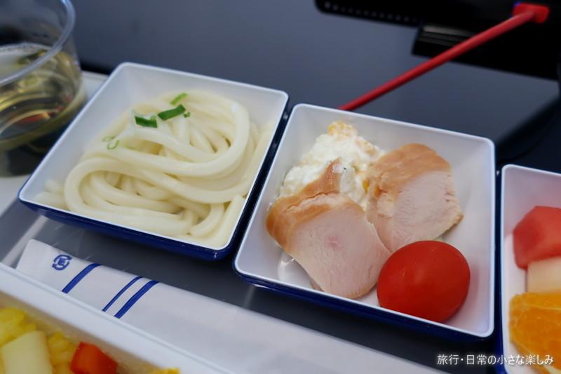 ANA 青島 機内食
