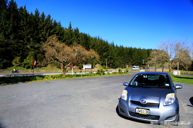 ニュージーランド レンタカー 日本語