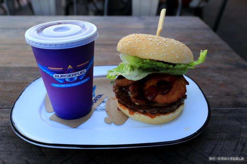BurgerFuel ニュージーランドのハンバーガー