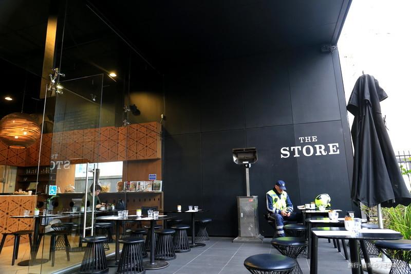 The Store オークランド カフェ オーガニック