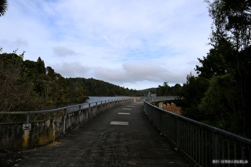 ワイタケレ 観光 ダム