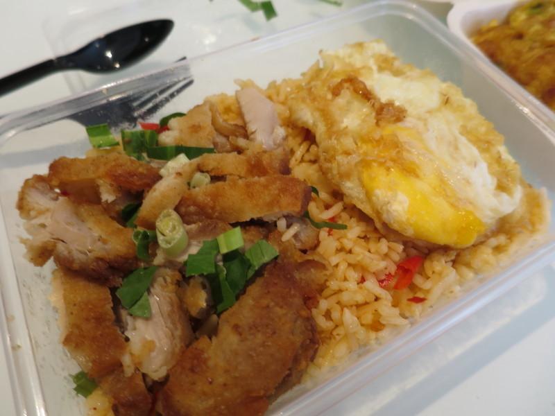 バンコク アソーク 屋台 朝食