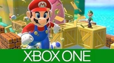 Xboxにマリオが来たら最高!Minecraftでできた関係をもっと強化していきたい
