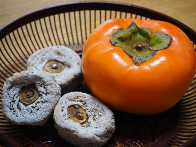 U_studiomimosa干し柿