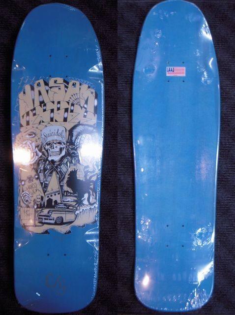 4 b Suicidal Skates Jason Jessee Guest Pool Deck 925 x 3275 WB1525 Blue