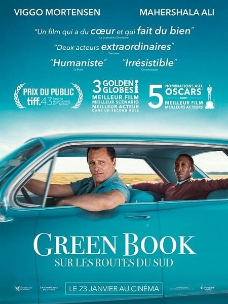 ピーター・ファレリー『グリーン・ブック/Green Book』