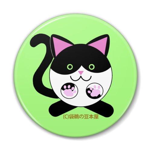 丸っこい猫