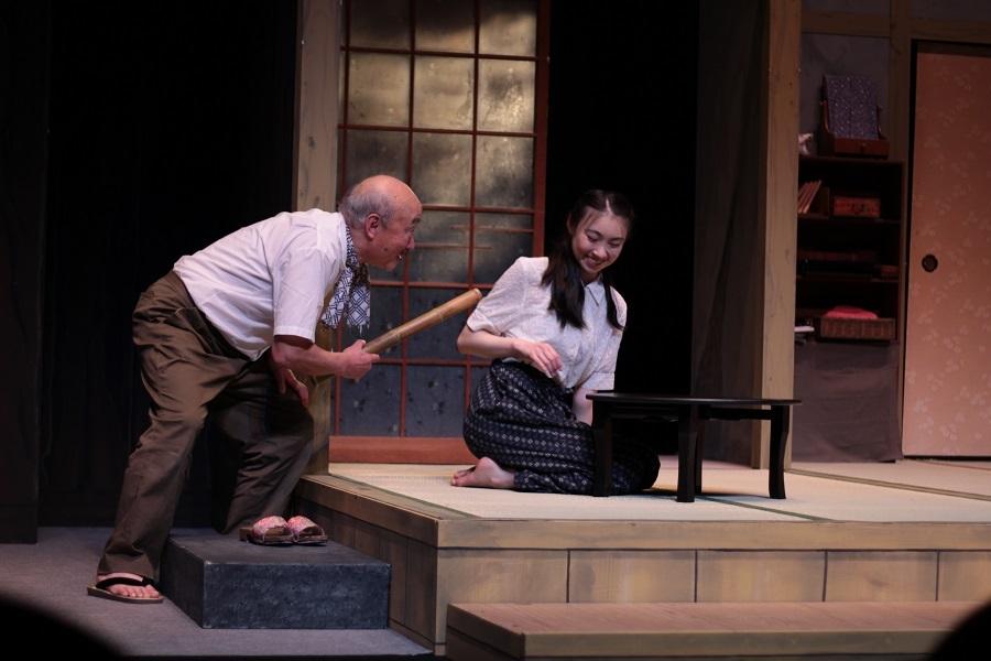 父と暮せば 舞台写真2 撮影:大野真代