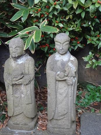 五島美術館庭園2