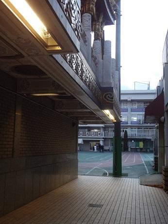 横浜中華学院校舎