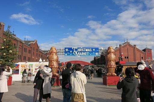 11-27クリスマス入口