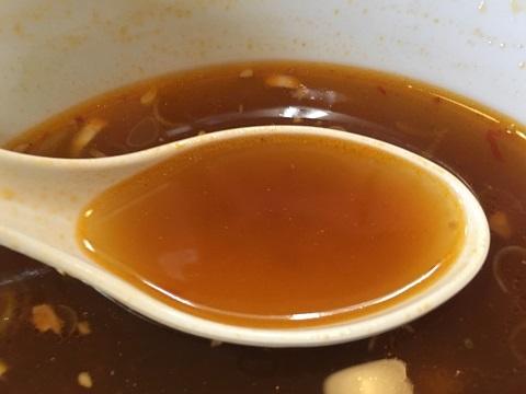 麻婆麺スープ