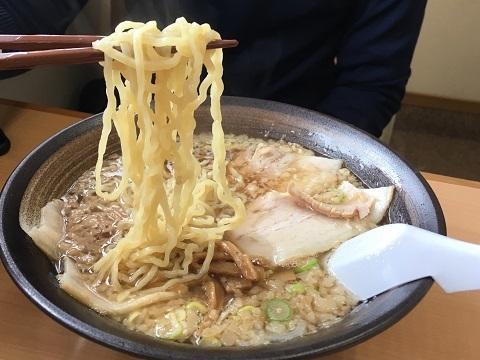 こってり中華麺