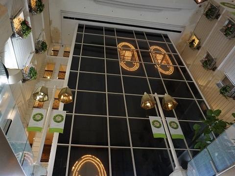 3ホテルエレベータ