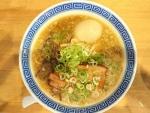 鶏とまば炊きとこ豚らーめん+熟鮮玉子@清麺屋