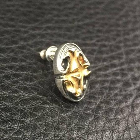 シルバー,ゴールド,ボール,ガボラトリー,ピアス,,Gaborataory,Gabor,Silver,Gold,18K,Earring