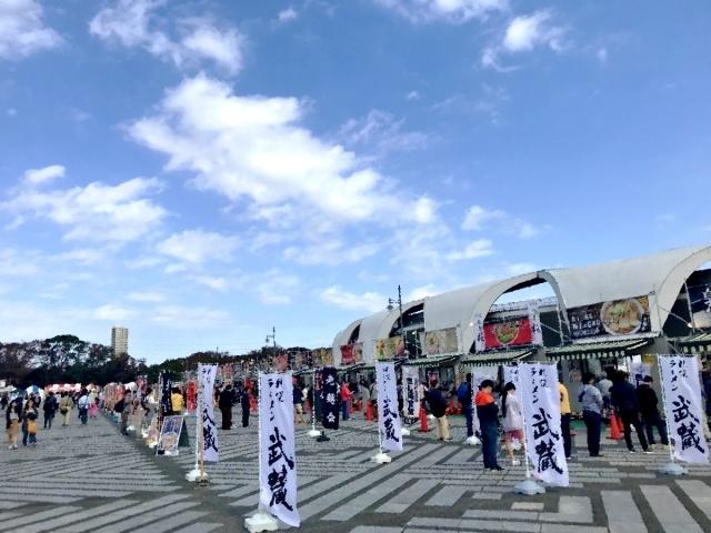 東京ラーメンショー2018 (1)