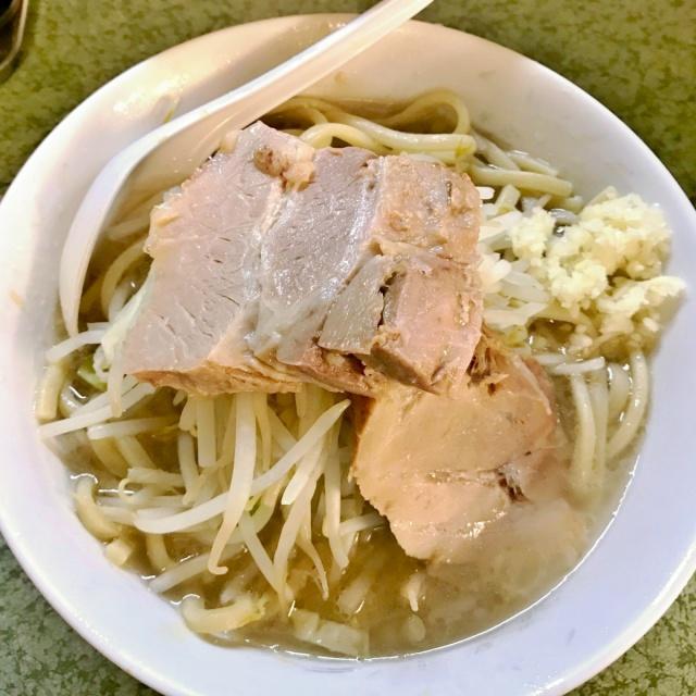 ラーメン二郎 新宿小滝橋通り店 (12)