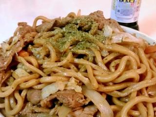 20オーション麺×ペヤングソース (3)