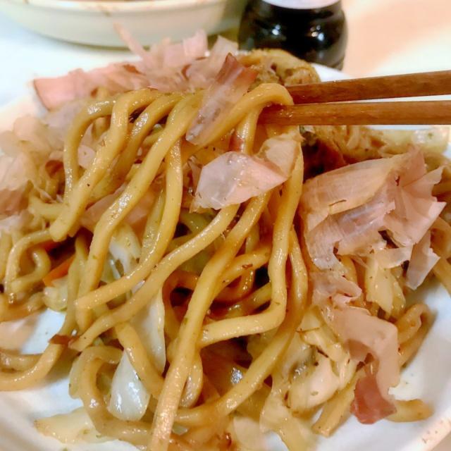 20オーション麺×ペヤングソース (4)