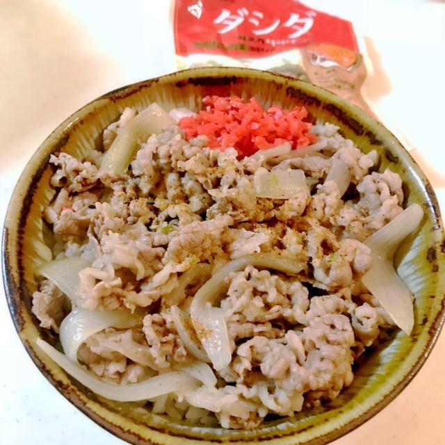 牛丼 (3)