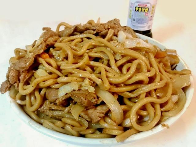 20オーション麺×ペヤングソース (2)
