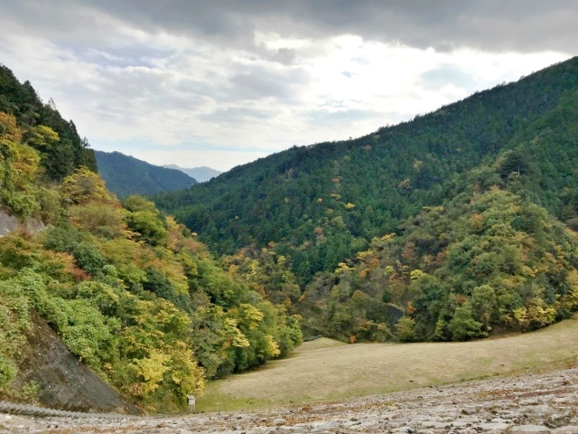 有間渓谷 (1)