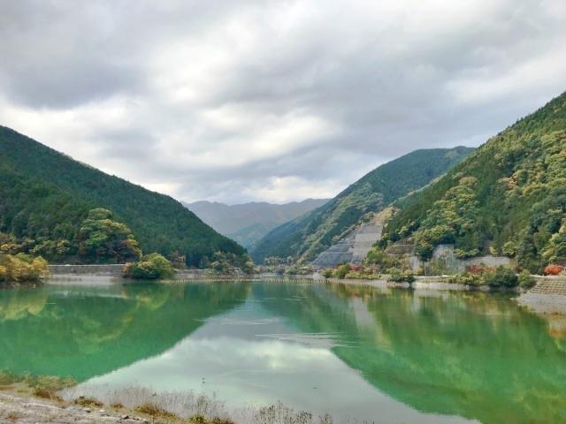 有間渓谷 (2)