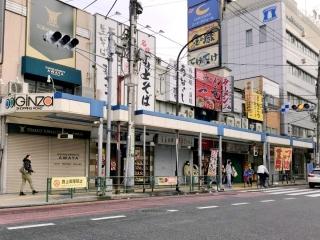 横浜ラーメン 武蔵家 大井町店 (2)