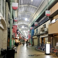 麬にかけろ 中崎壱丁 中崎商店會1-6-18号ラーメン (1)