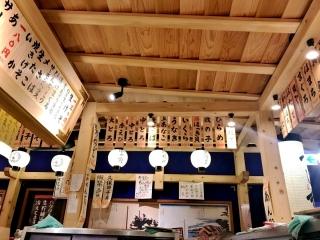立ち寿司横丁 新宿西口 (3)