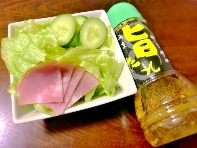 サラダの旨たれ (3)