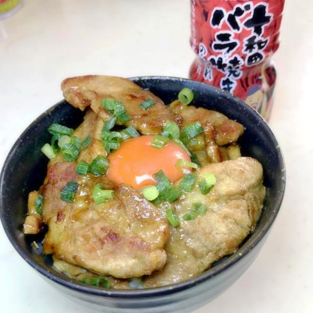 十和田バラ焼きのタレ