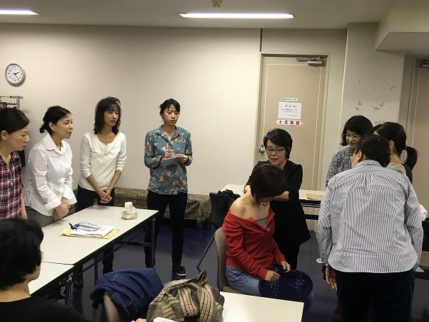 H3011よみうり北九州マッサージ実技