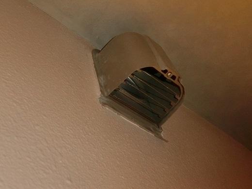 天井裏排気口