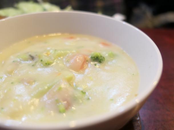クリームスープ