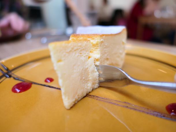 究極のチーズケーキ