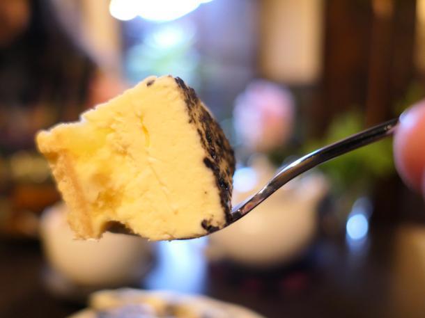 さつまいものチーズケーキ