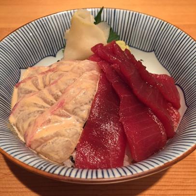 本鮪真鯛紅白