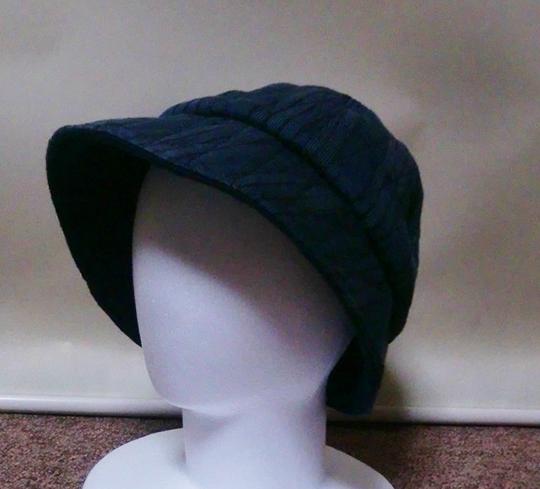 帽子を作りました