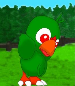 GREENBIRD