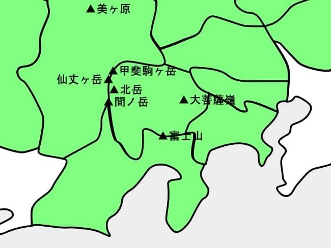 富士南アルプスその他2 (1)