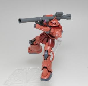 HG シャア専用ザクII(オリジン) (3)