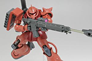 HG シャア専用ザクIIrt