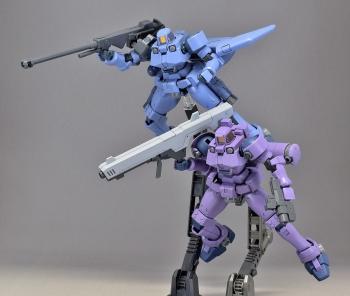 HG リーオー(飛行ユニット仕様) (1)