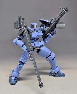 HG リーオー(飛行ユニット仕様) (3)