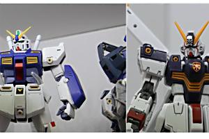 ガンプラ新商品「ガンダムNT-1(アレックス)」、「クロスボーンガンダム」t