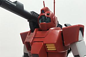 MG ジム・キャノン [レッド・ヘッド](ジャブロー防衛隊仕様)t (3)