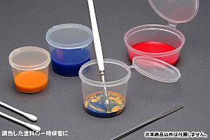フタ付きPP塗料カップ (2)t