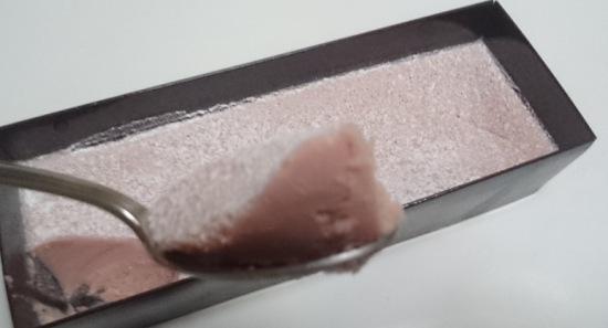 ルビーチョコレートのガトーショコラ03